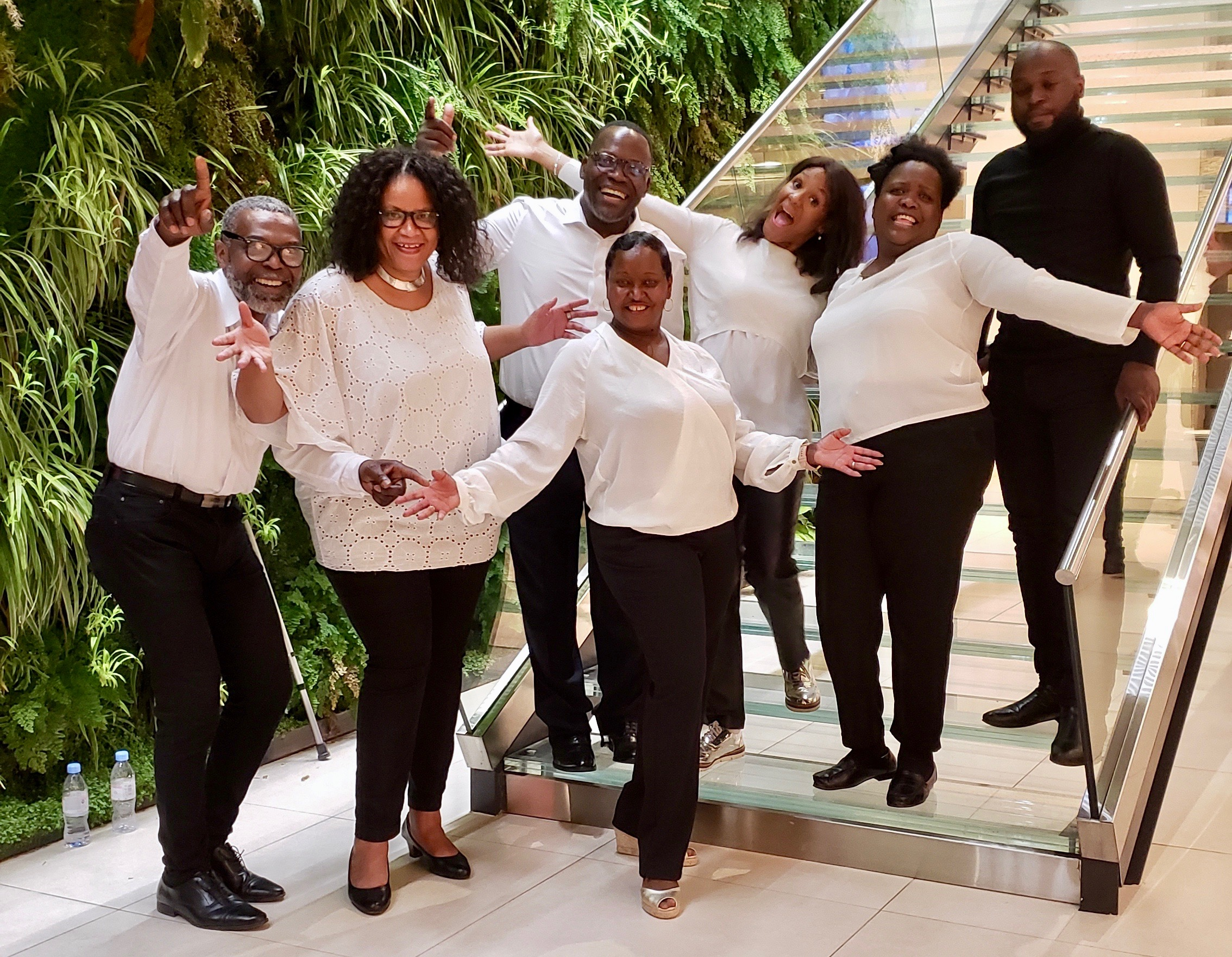Gospel Love Celebration Photo de groupe - Hotel Oceania