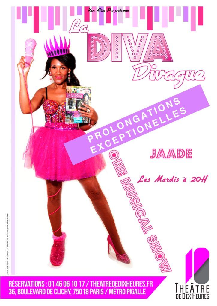 Affiche Diva 10 heures